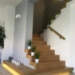 راه پله چوبی 15