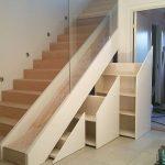 راه پله چوبی 23