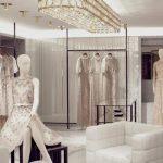 دکور فروشگاه پوشاک زنانه 114