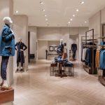 دکور فروشگاه پوشاک زنانه 132