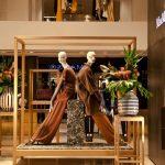 دکور مغازه لباس بانوان 23