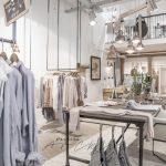 دکور مغازه لباس زنانه 26
